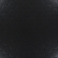 Линолеум Sommer «Superdots 0020 Black»